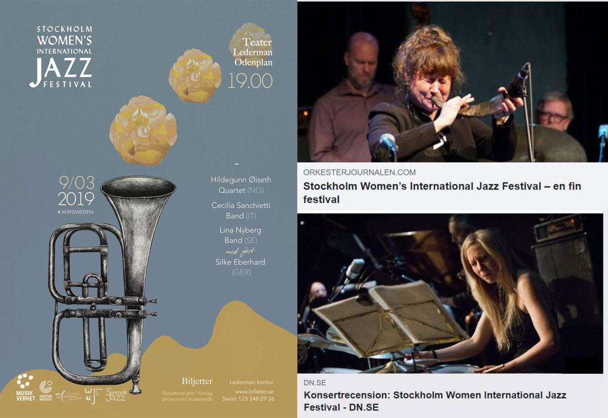 Stockholm Womens International Jazz Festival